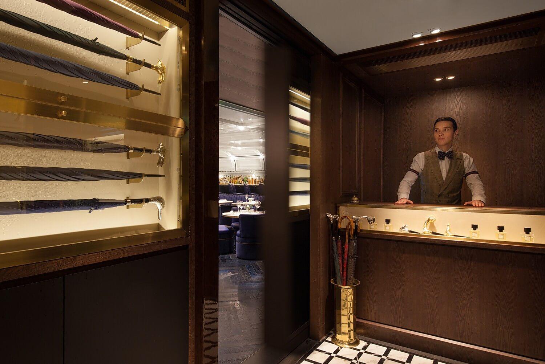 Foxglove Hong Kong — Foxglove: A Hidden Bar Behind Bespoke Umbrella Boutique