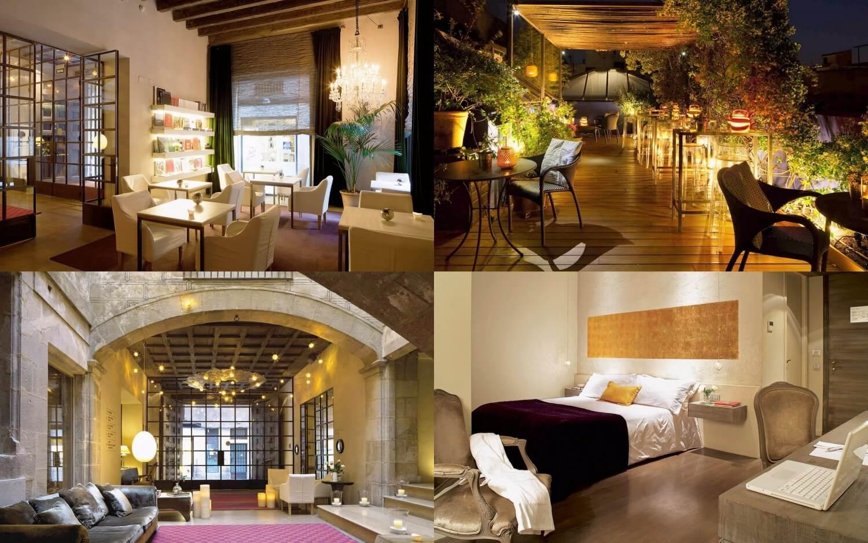 Hotel Neri Barcelona — Five Luxury Boutique Hotels in Barcelona