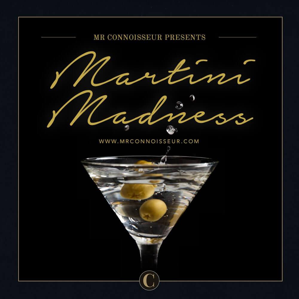 Martini Madness — Playlist: Martini Madness