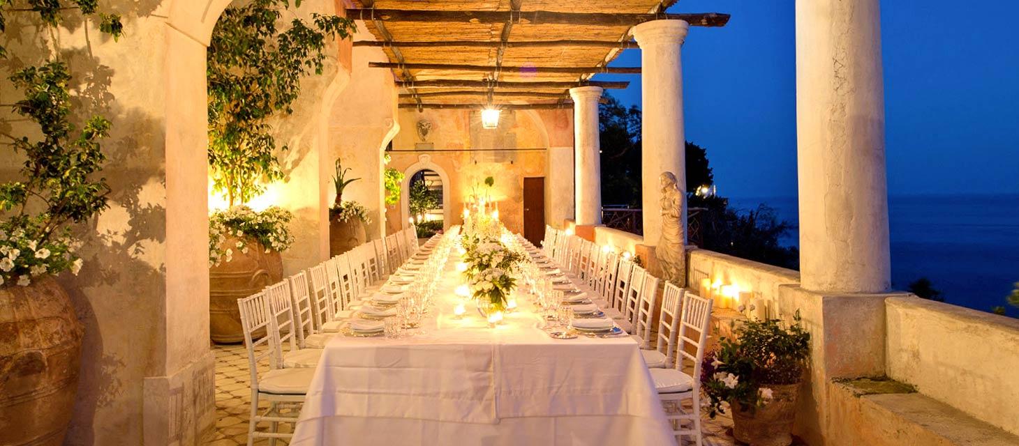 Villa San Giacomo in Positano — Villa San Giacomo: Paradise in Positano