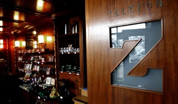 Zoégas Coffee Shop